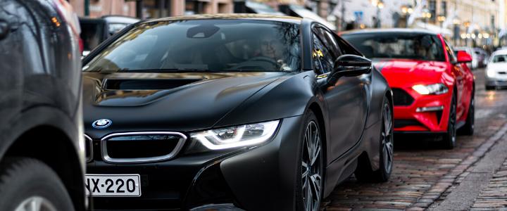 BMW i8 -1