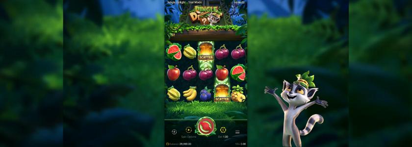 Jungle Delight - play