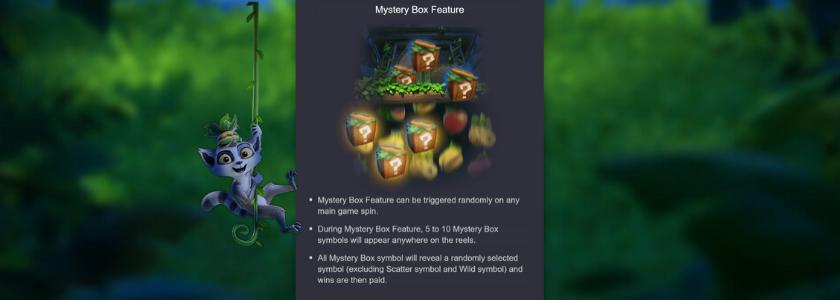 Jungle Delight - mystery
