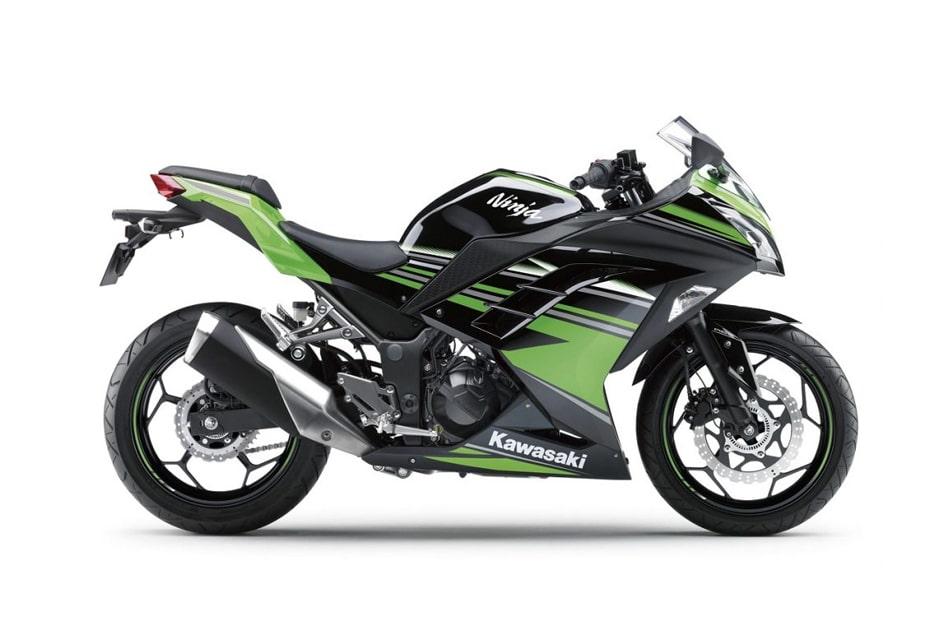 Kawasaki Ninja 300  บิ๊กไบค์