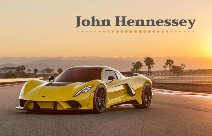 John Hennessey vs Wolfgang Dürheimer: TG คุยกับนักซิ่ง 300 ไมล์ต่อชั่วโมง