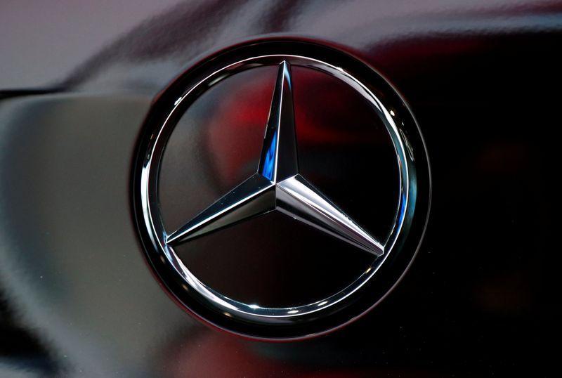 Benz car