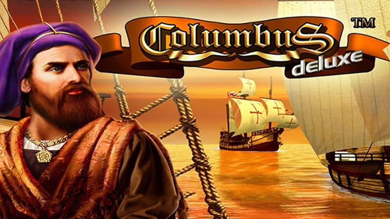 แนะนำเกมสล็อต Columbus Deluxe