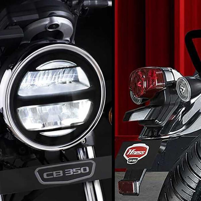 New Honda CB350 2021 ความคลาสสิก ที่มาพร้อมฟีเจอร์สุดล้ำ