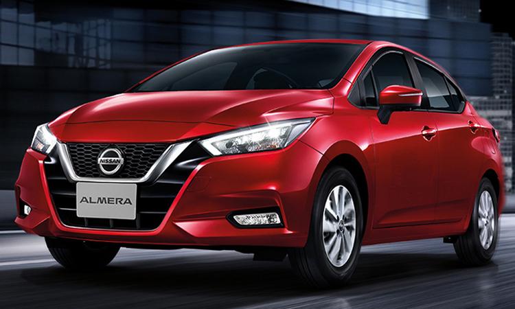 รถยนต์น่าใช้ Nissan Almera 1.0 Turbo 2021
