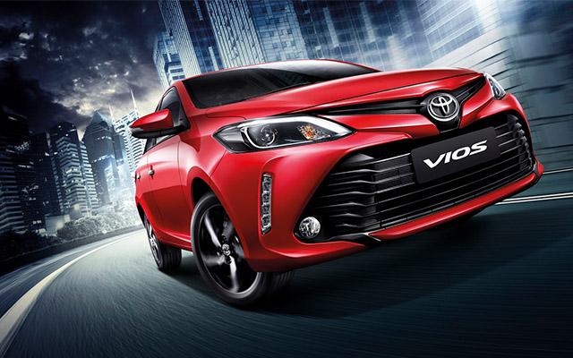 แนะนำรถยนต์ สำหรับผู้หญิง Toyota Vios